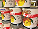 Canned goods, james and jellies from Flinchbaugh's Orchard & Farm Market