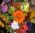 Fresh-cut Flower Bouquet from Flinchbaugh's Orchard & Farm Market