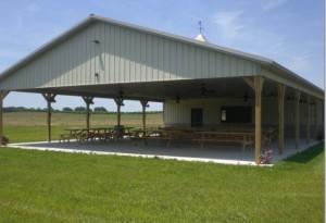 Flinchbaugh's Orchard & Farm Market Pavilion