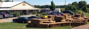 Flinchbaugh's Orchard and Farm Market Hay Maze