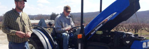 Flinchbaugh's Orchard & Farm Market New Tractor