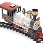 Flinchbaugh's Orchard & Farm Market Toy Train Play