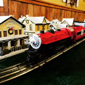 Model Toy Trains