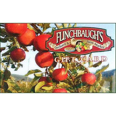 Flinchbaugh's Orchard and Farm Market Gift Card