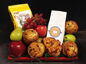 "Flinchbaugh's Orchard and Farm Market's ""Rise and Shine"" Gift Basket"