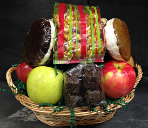 "Flinchbaughs Orchard and Farm Market's ""Sweet Tooth"" Gift Basket"