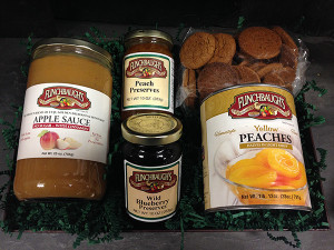 "Flinchbaugh's Orchard and Farm Market's ""The Kitchen Cupboard"" Gift Basket"