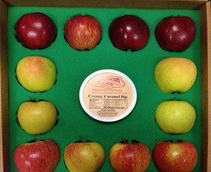 Flinchbaugh's Orchard and Farm Market Locally Sweet Fruit Gift Box