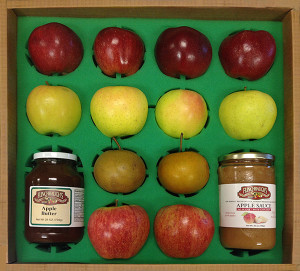 "Flinchbaugh's Orchard and Farm Market's ""Simply Delicious"" Fruit Box"