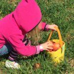 Easter Apple Hunt