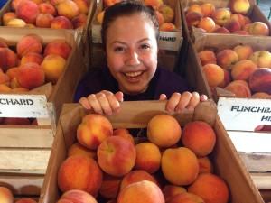Summer Fest: Peachy Good Time