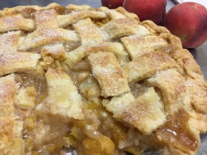 Perfect Peach Custard Pie Dessert: 2016 Peach Bake-Off Winner